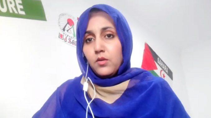 Libertad y Autodeterminación para el Sáhara Occidental