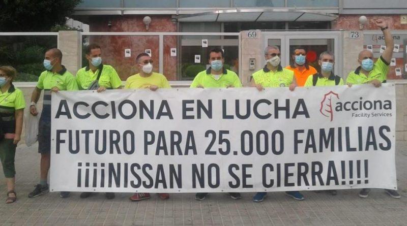 Nissan: Ni ERE ni cierre: nacionalización bajo control obrero