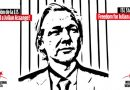 Declaración de LIS: ¡Libertad a Julian Assange!