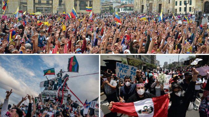 América Latina se rebela y comienza a girar a la izquierda