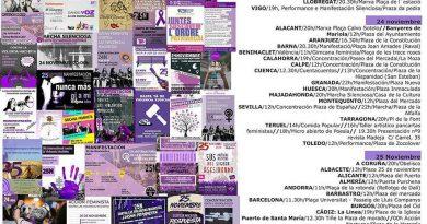 25-N: Día Internacional contra la violencia de género