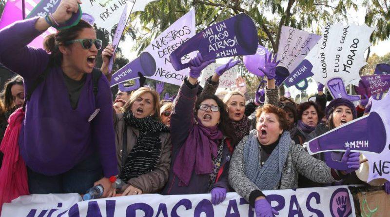 De Andalucía al 8M