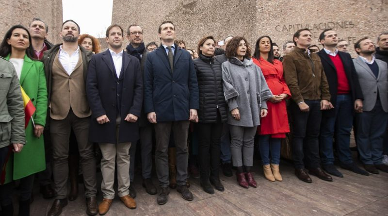 """España: derrota del """"Trío de Colón"""""""