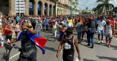 Cuba: Junto al pueblo en las calles, contra la represión de la burocracia y el oportunismo del imperialismo