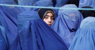 A dónde va Afganistán?