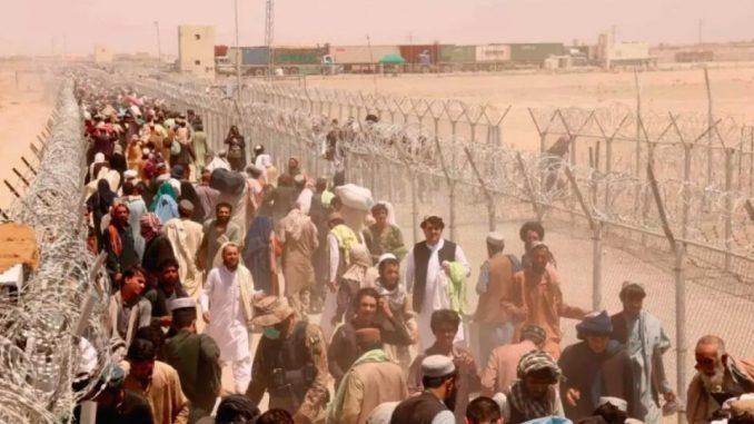contra la barbarie talibán y el imperialismo