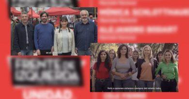 Argentina: nuevos spots del FIT Unidad